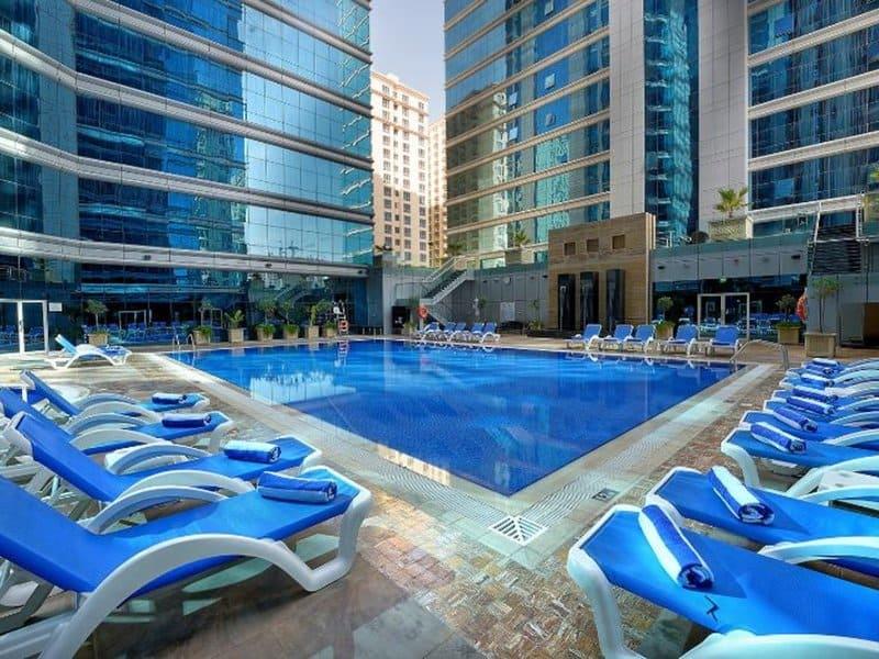 Ghaya Grand Hotel - Dubai Pauschalreise nur 243,00€