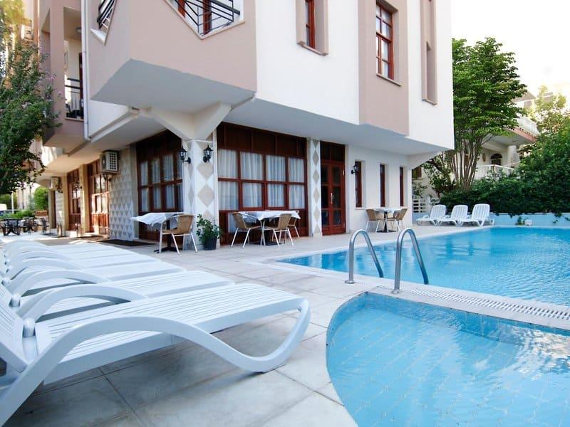Hotelanlage Sherwood Prize drei Sterne Hotel Antalya