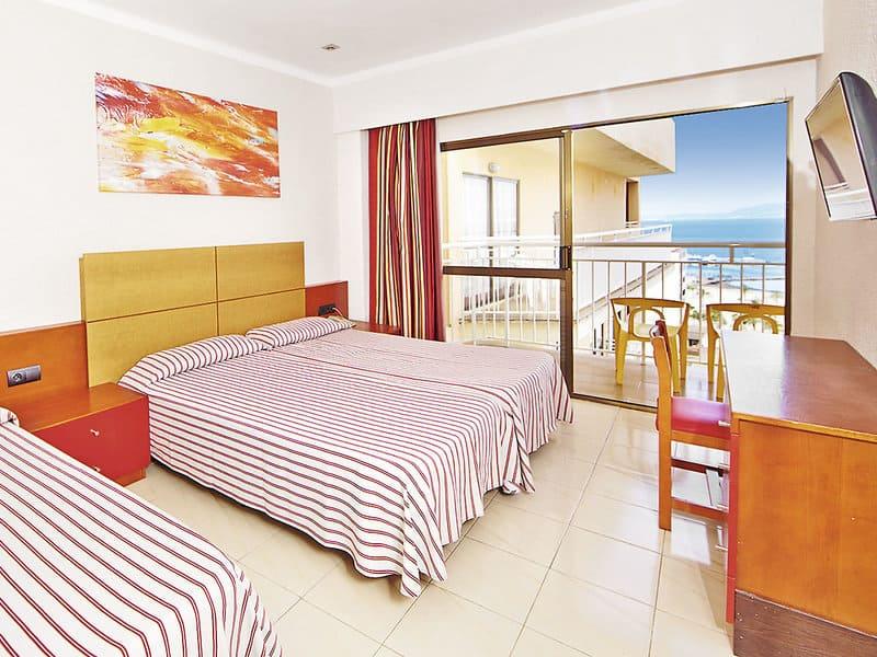Hotelzimmer mit Meerblick am Ballermann 1