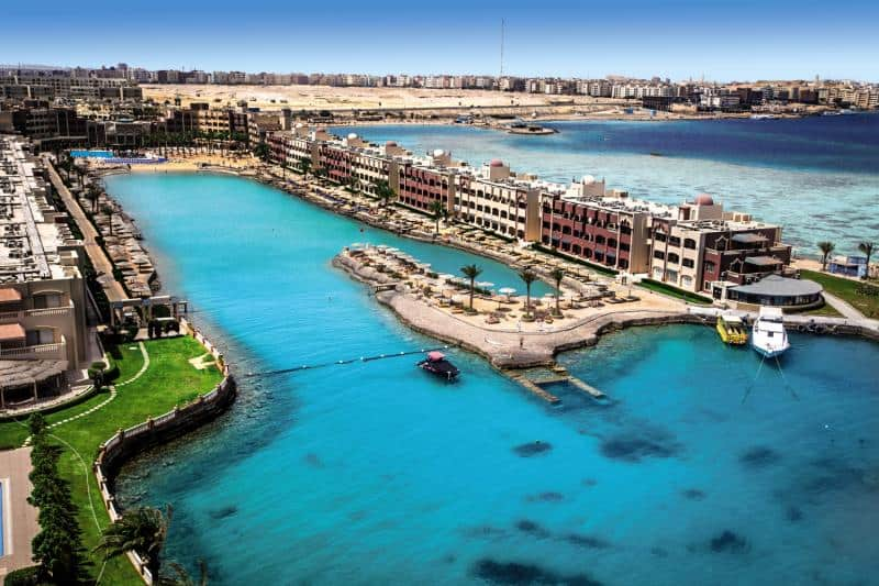 Hurghada Aquapark - ab 179,35€ All Inclusive Urlaub