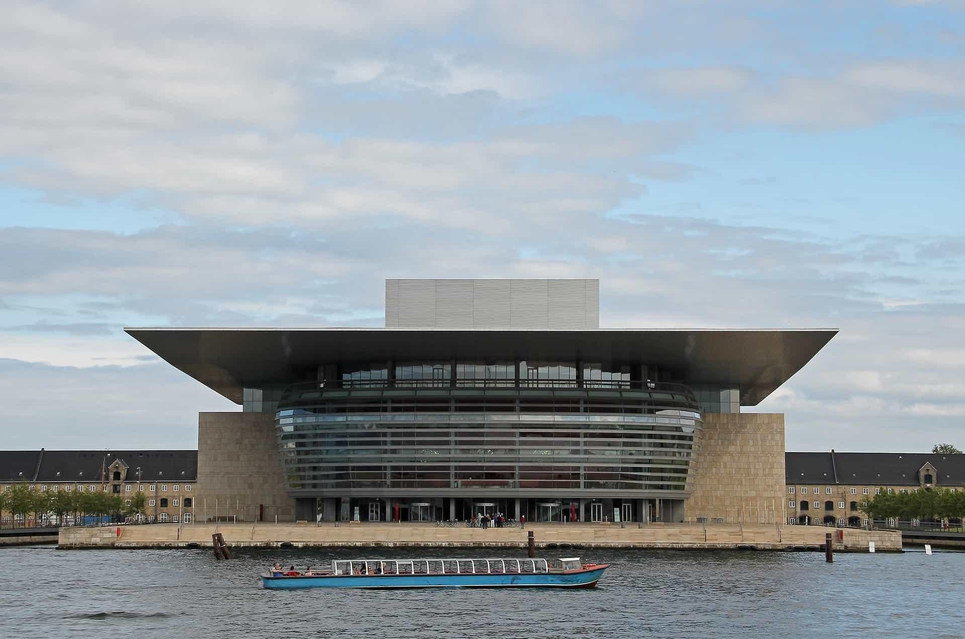 Insel Holmen - Königlicher Oper
