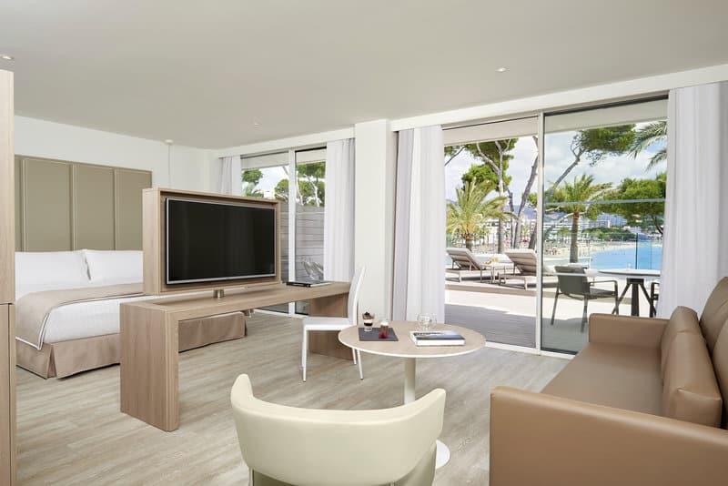 Junior Suite im Meliá Calviá Beach