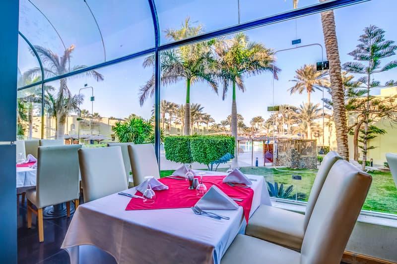 Kulinarisch werdet Ihr im Hotel verwöhnt die Nilkombination mit All Inclusive