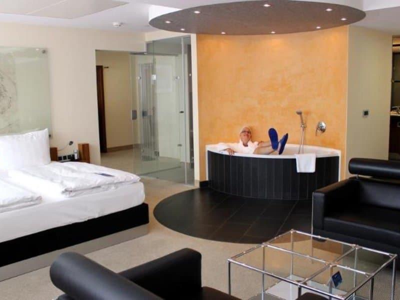 Luxus Zimmer im Radisson Blu Erfurt