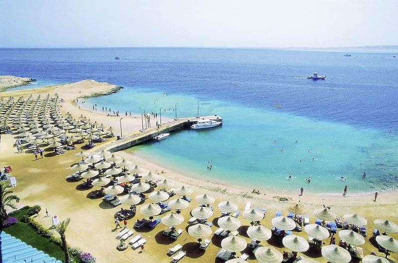 Marina Beach Hurghada - 165,00€ All Inclusive Urlaub Pauschalreise