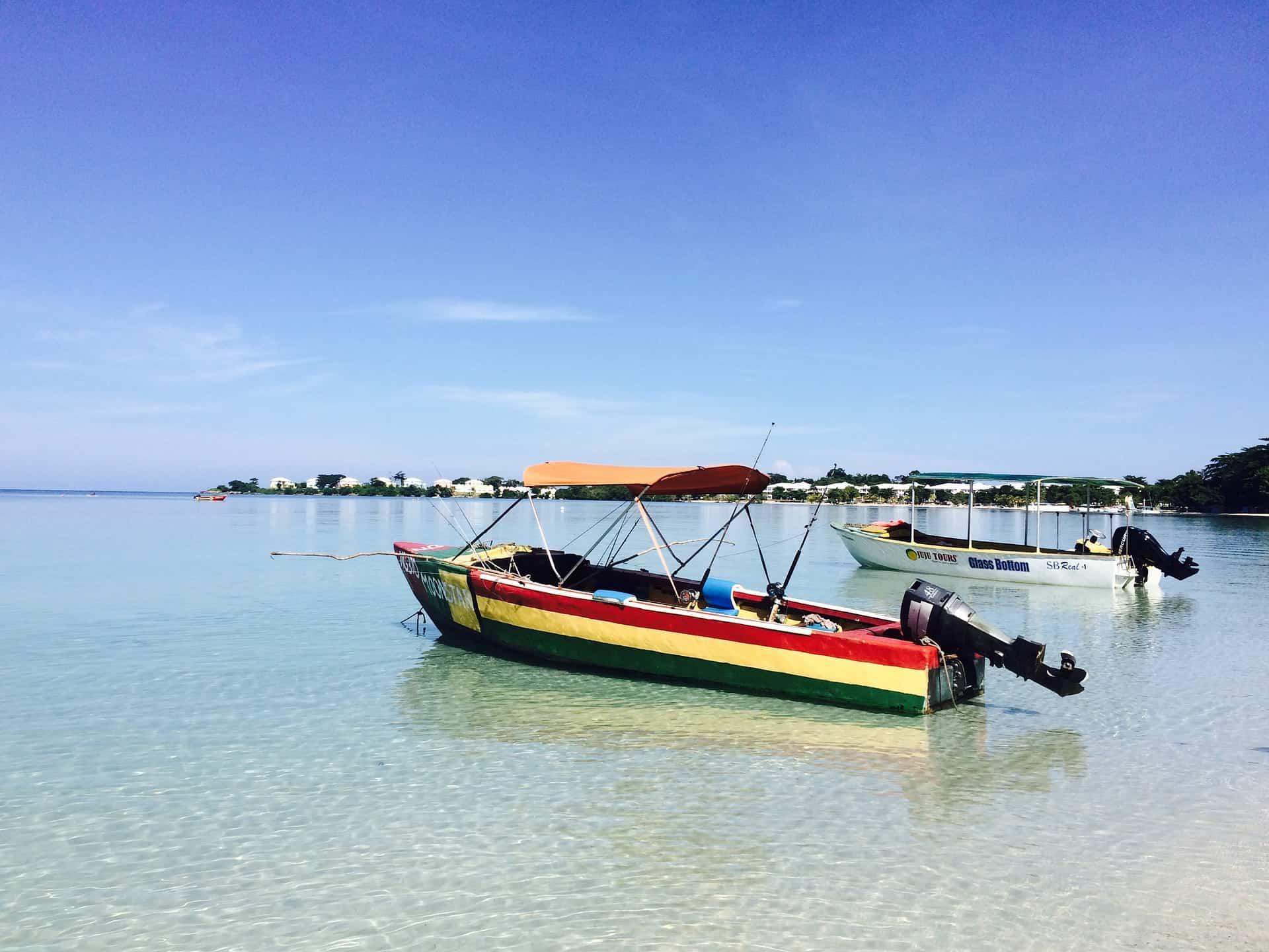 Negril Beach beliebtester Urlaubsort