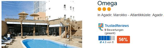 Omega drei Sterne Hotel
