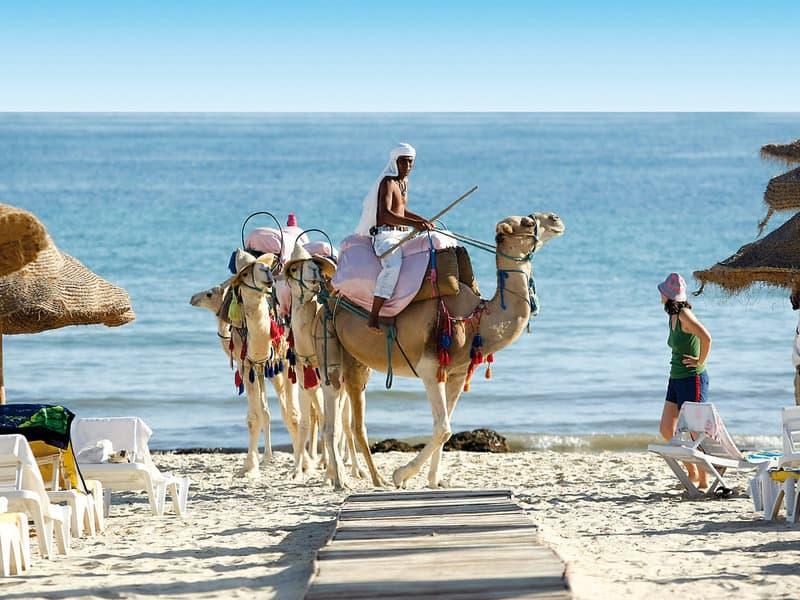 Pauschalreise 7 Tage Tunesien - Djerba Sun Club für nur 275,39€