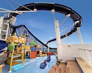 Perfekt auch für einen Familienurlaub die Kreuzfahrten auf der MSC Preziosa