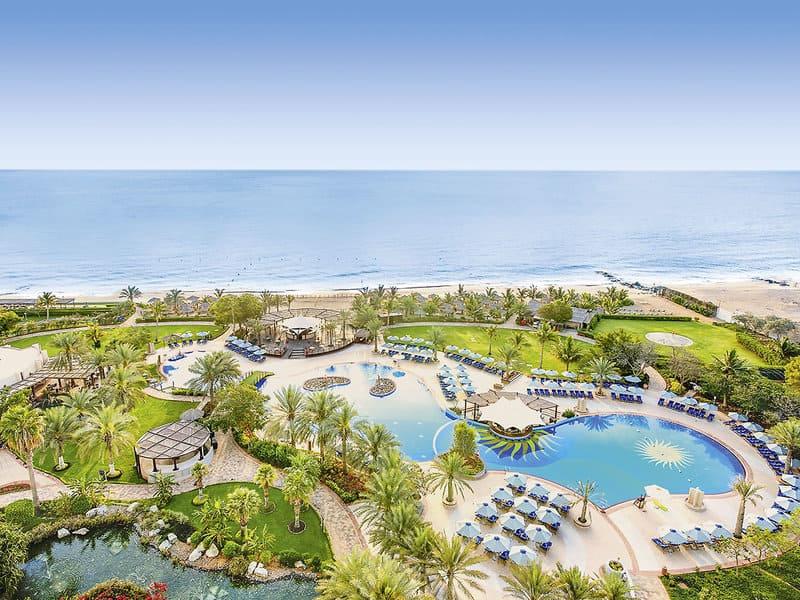 Resturlaubs Gewinnspiel - Traumreise in die Emirate gewinnen