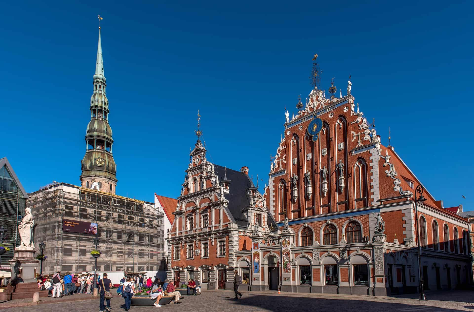 Riga Urlaub - eine Woche ab 85,00€ Flug und Hotel