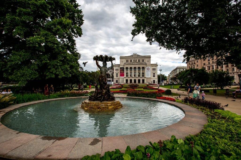 Riga Urlaub in der Hauptstadt Lettlands