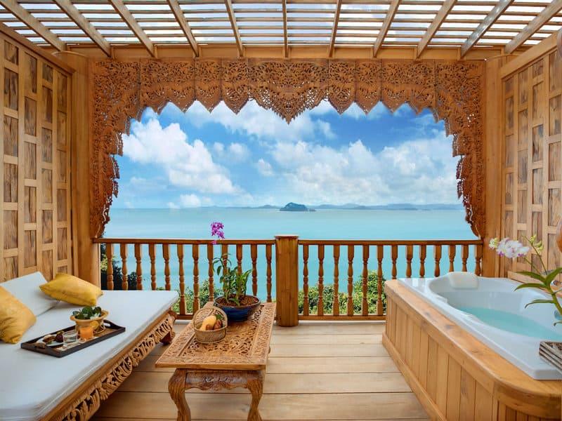 Santhiya Koh Yao Yai - nur 250,50€ die Woche Luxus Resort
