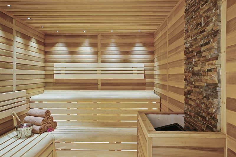 Sauna vom Doubletree by Hilton Ras Al Khaimah