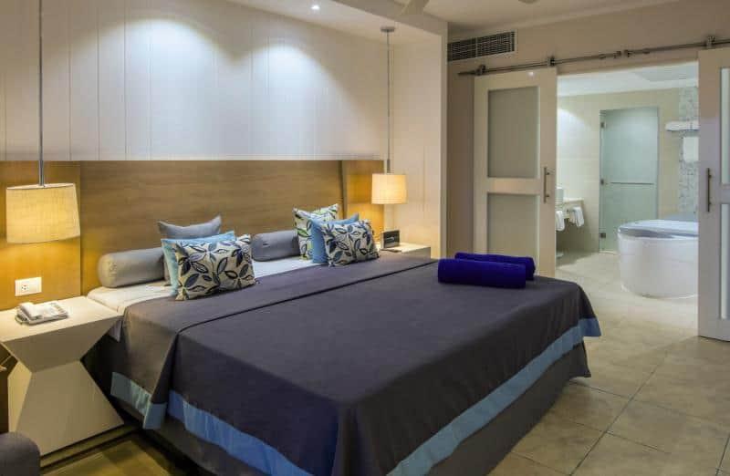 Schlafzimmer von vom Lagunas Del Mar By MP Hotels