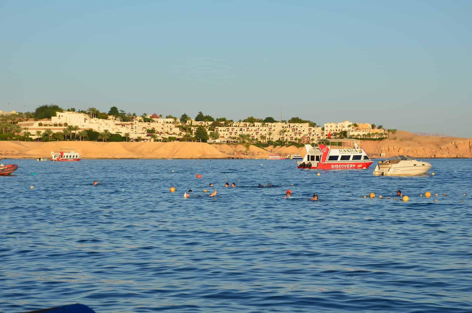 Sharm el Sheikh eine Woche nur 188,00€ Pauschalreise Falcon Hills