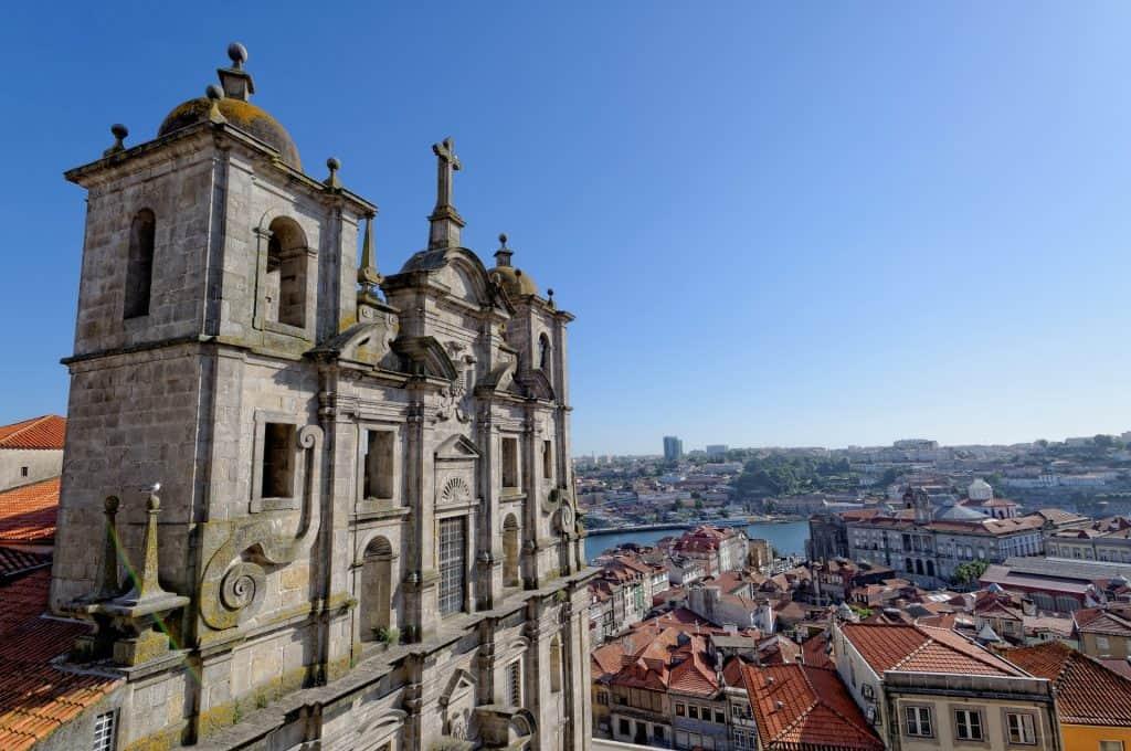 Städtereise nach Porto-Stadt