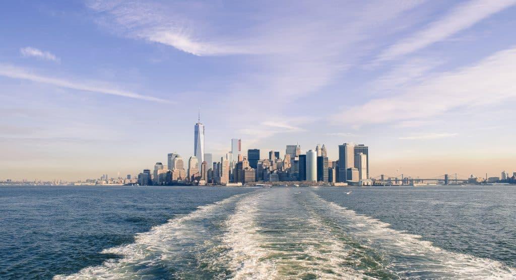 Städtereisen & Billigflüge New York hier buchen