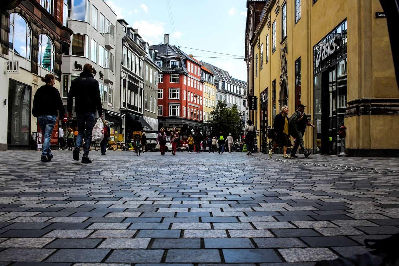 Storget die längste Fußgängerzone Europas