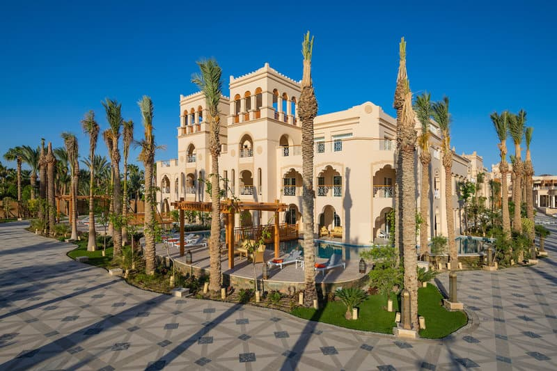 The Grand Palace Hurghada - All Inclusive nur 408,00€ Red Sea Hotels