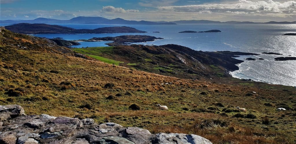 The Ring of Kerry County