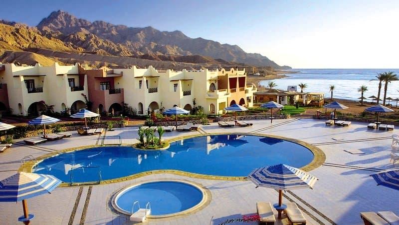 Tropitel Dahab Oasis - Pauschalreise nur 249,00€ Eine Woche