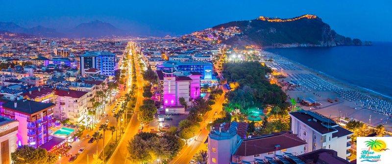 Türkei Pauschalreise - Wellnessurlaub in Alanya
