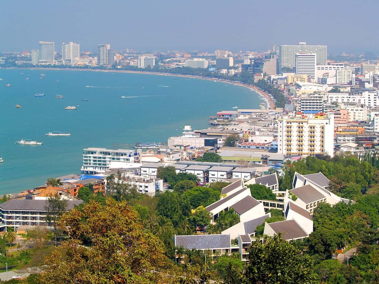 Urlaub Pattaya - 2 Wochen nur 631,00€   Pauschalreise