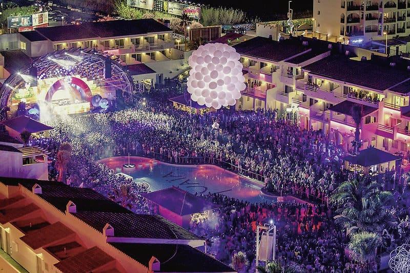Ushuaia Ibiza Beach Hotel - Pauschalreise 446,00€