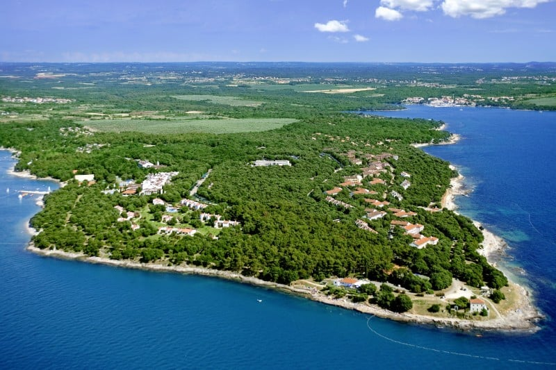Vabriga - eine Woche nur 179,41€ Porec Urlaub