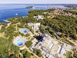 Valamar Diamant Residence - nur 11,80€ die Nacht Porec Istrien