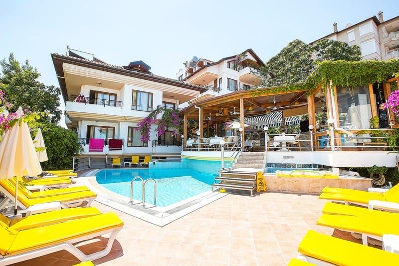 Villa Sonata die gemütliche Unterkunft - Last Minute Deals sind am günstigsten