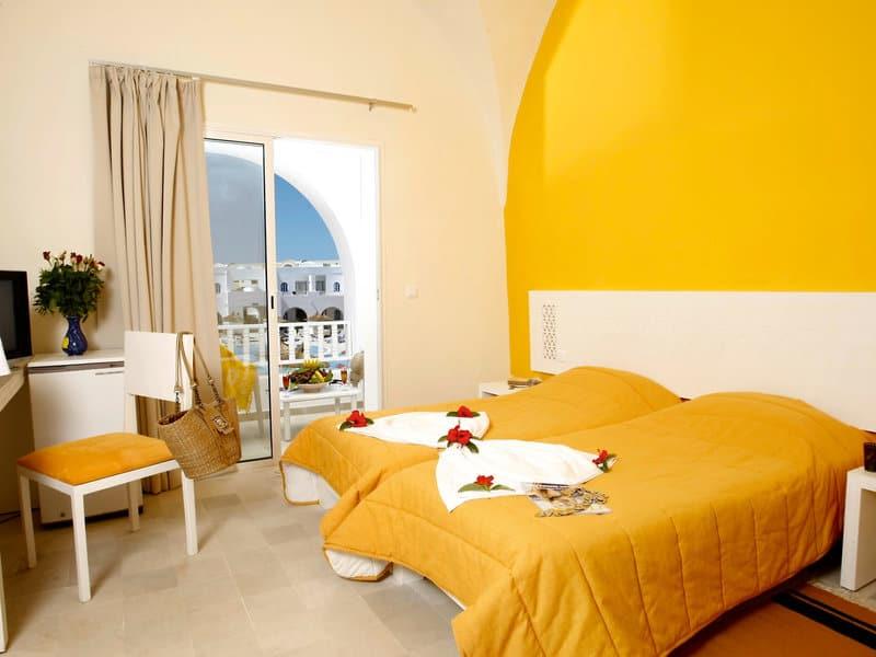 Zimmer mit Meerblick in Djerba