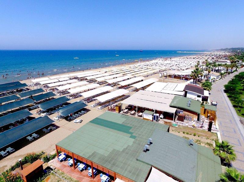 4 Sterne Hotel am Kleopatra Beach