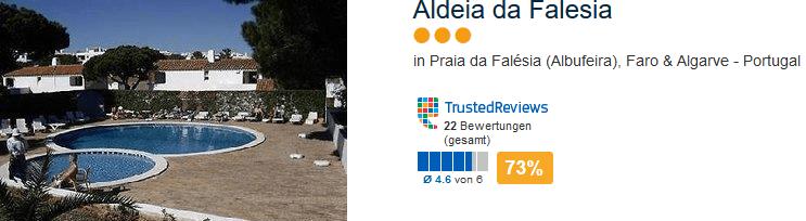 Aldeia da Falesia drei Sterne Hotel
