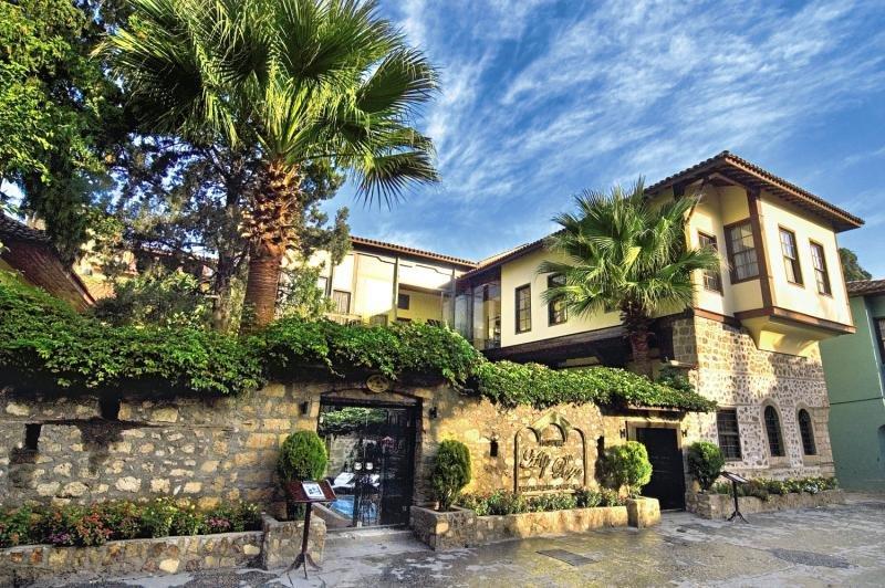 Alp Pasa Hotel - Pauschalreise nur 166,00€ mit Halbpension Antalya