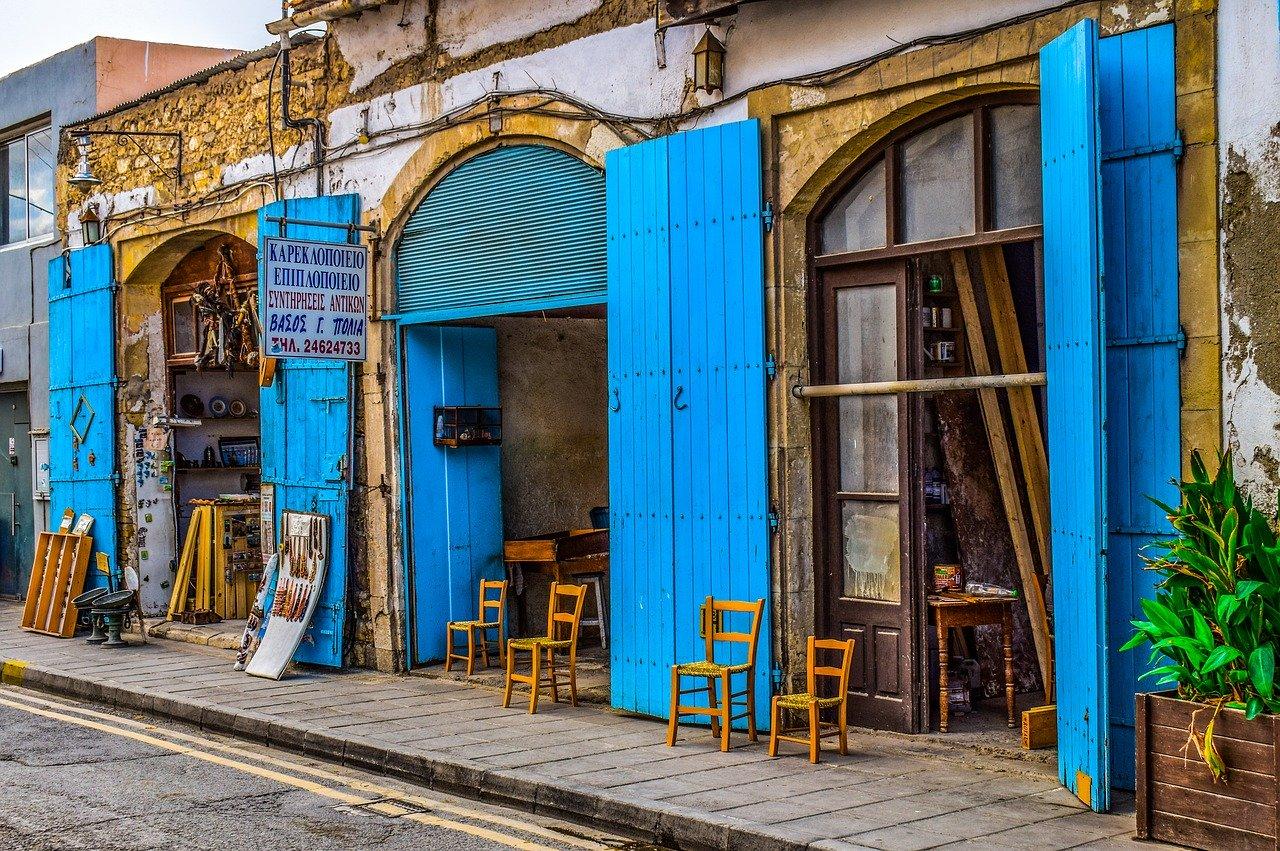 Altstadt von Larnaca