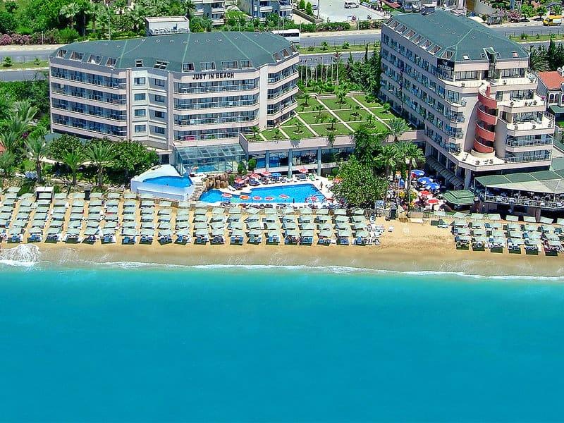 Aska Just In Beach - All Inclusive Pauschalreise nur 196,00€