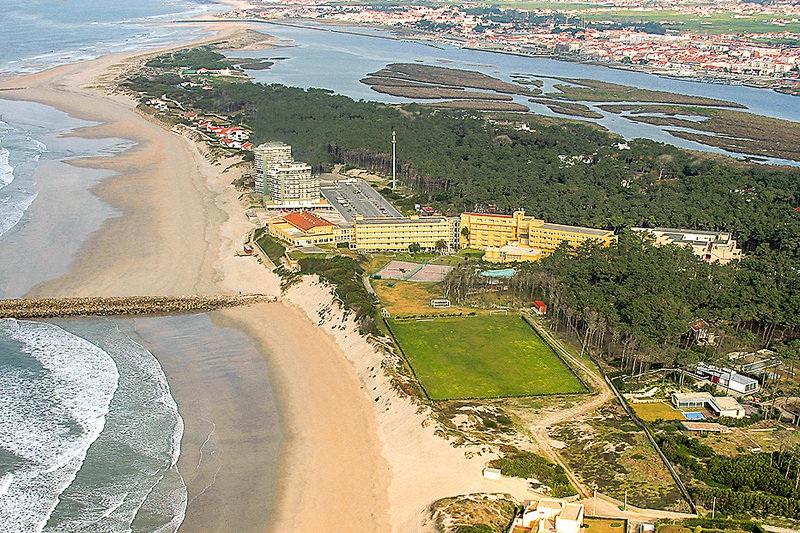 Axis Ofir Beach Resort - direkte Strandlage bietet das Hotel