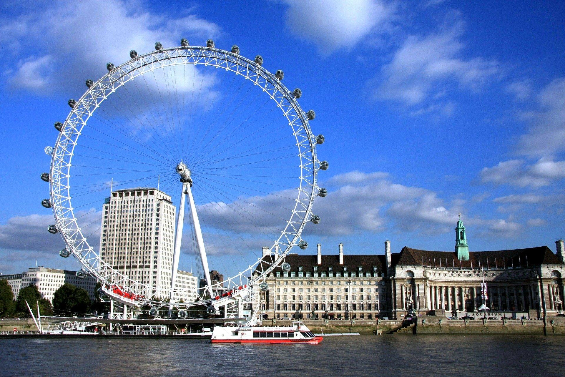 Das The Coca Cola London Eye