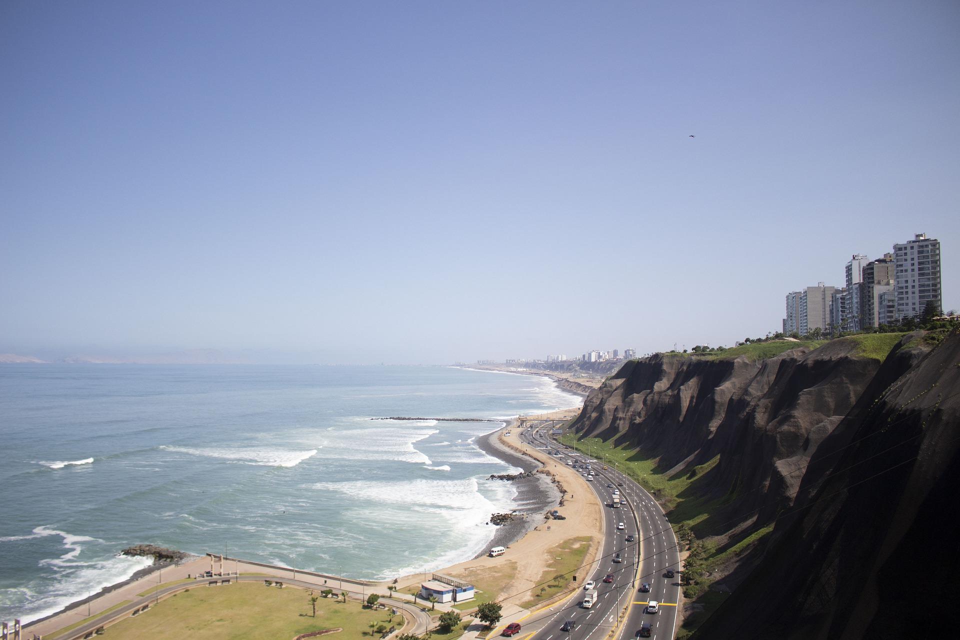 Die Küste Verde in Portugal
