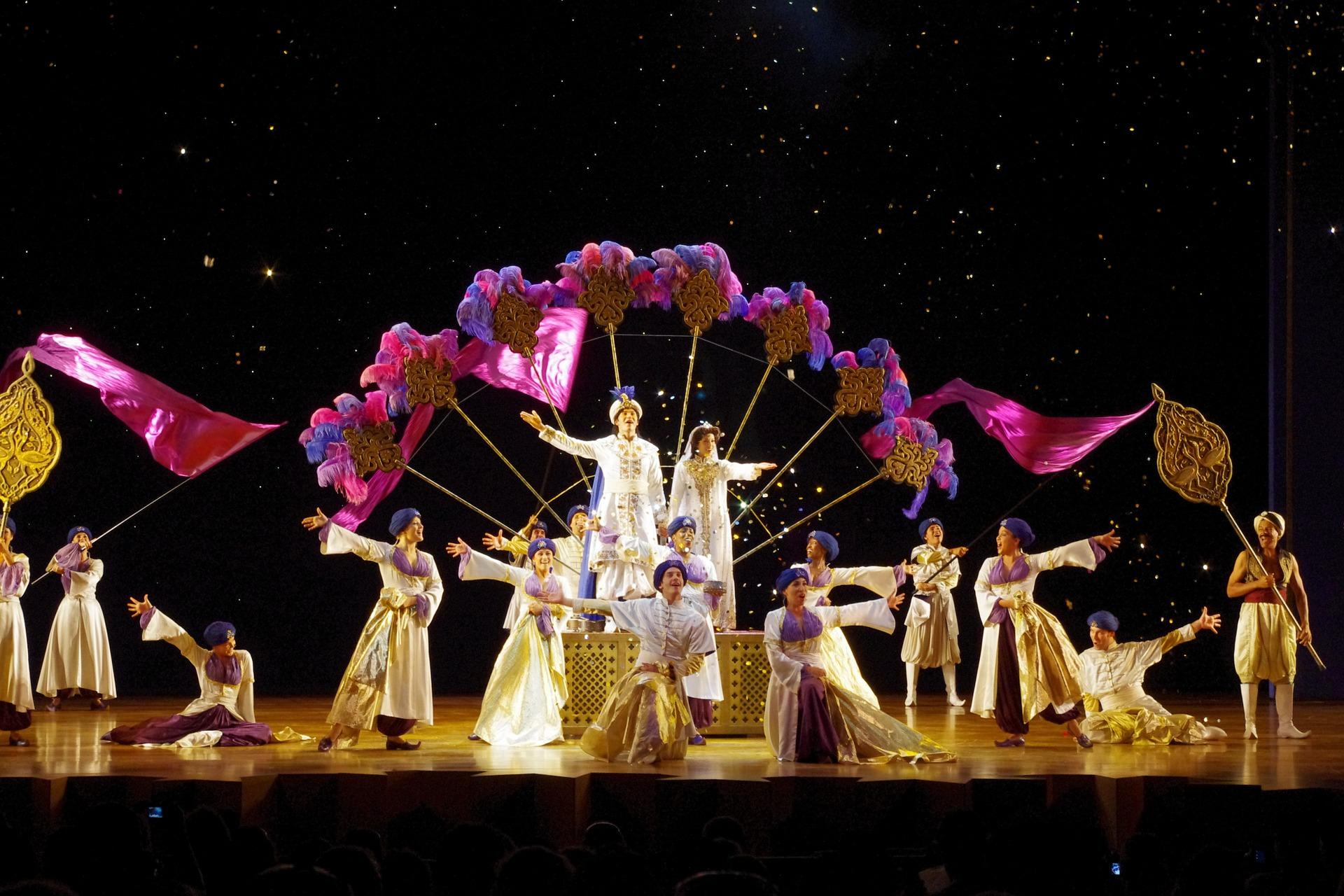 Disney Aladdin Musical Stuttgart