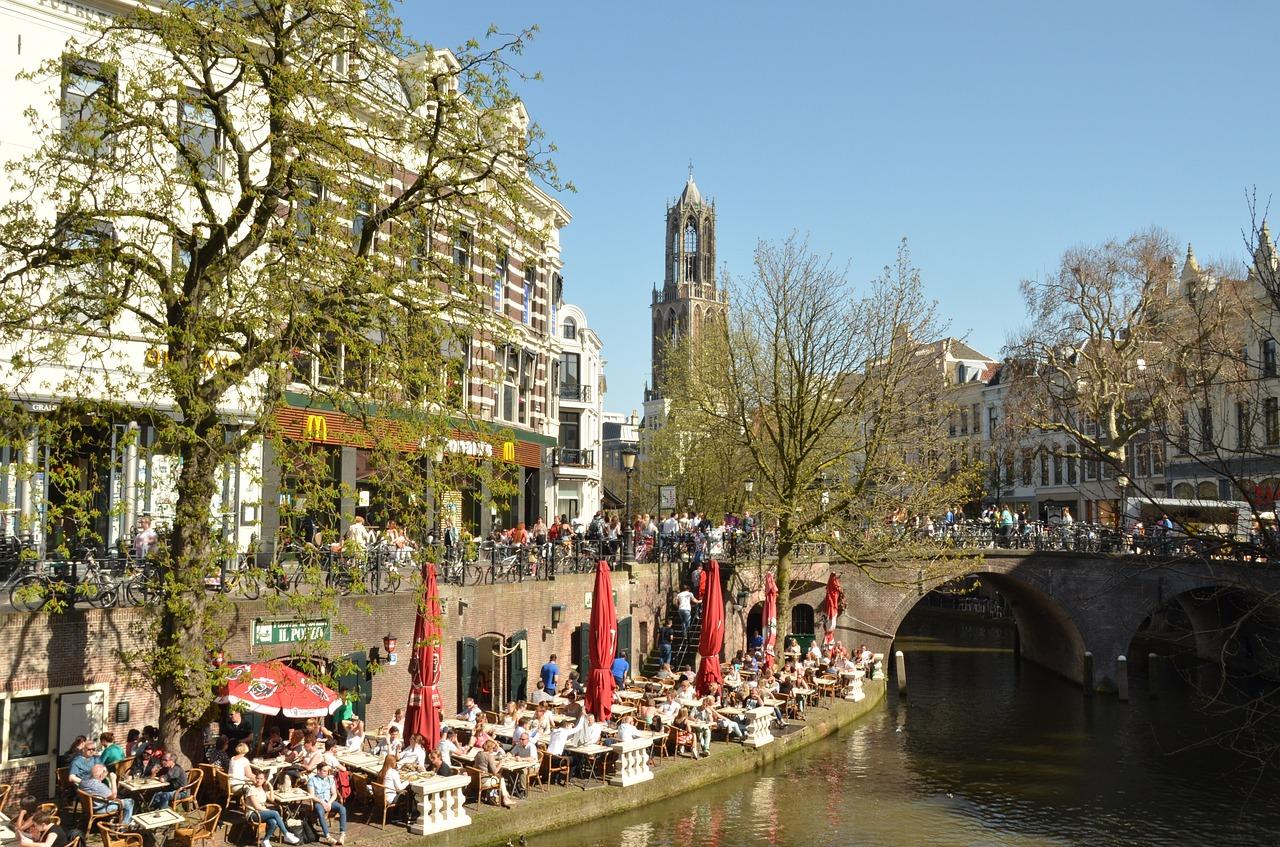 Fahrradverleih Utrecht inklusive Hotel nur 44,00€ !