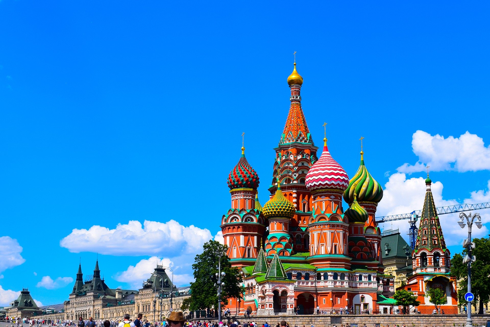 Flug nach Moskau 78% günstiger - nur 47,78€ 2