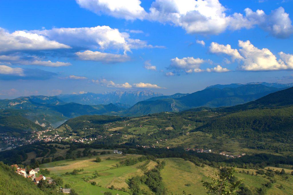 Gönnt euch einen Bosnien Urlaub in der grünen Stadt