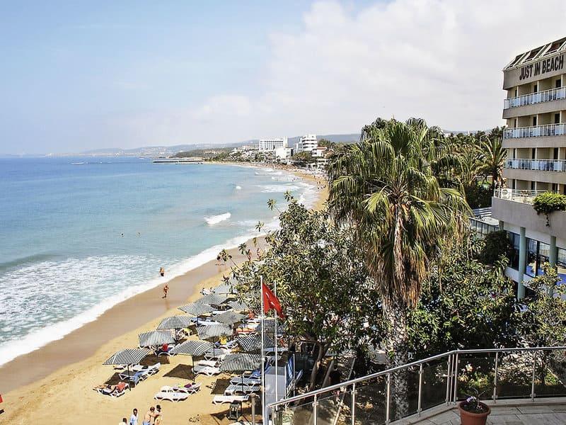 Günstiger Badeurlaub Türkei - am Kleopatra im ASKA JUST IN BEACH
