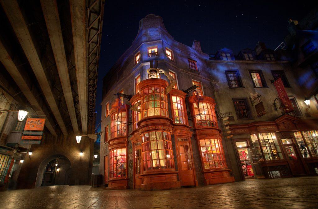 harry potter museum london informationen
