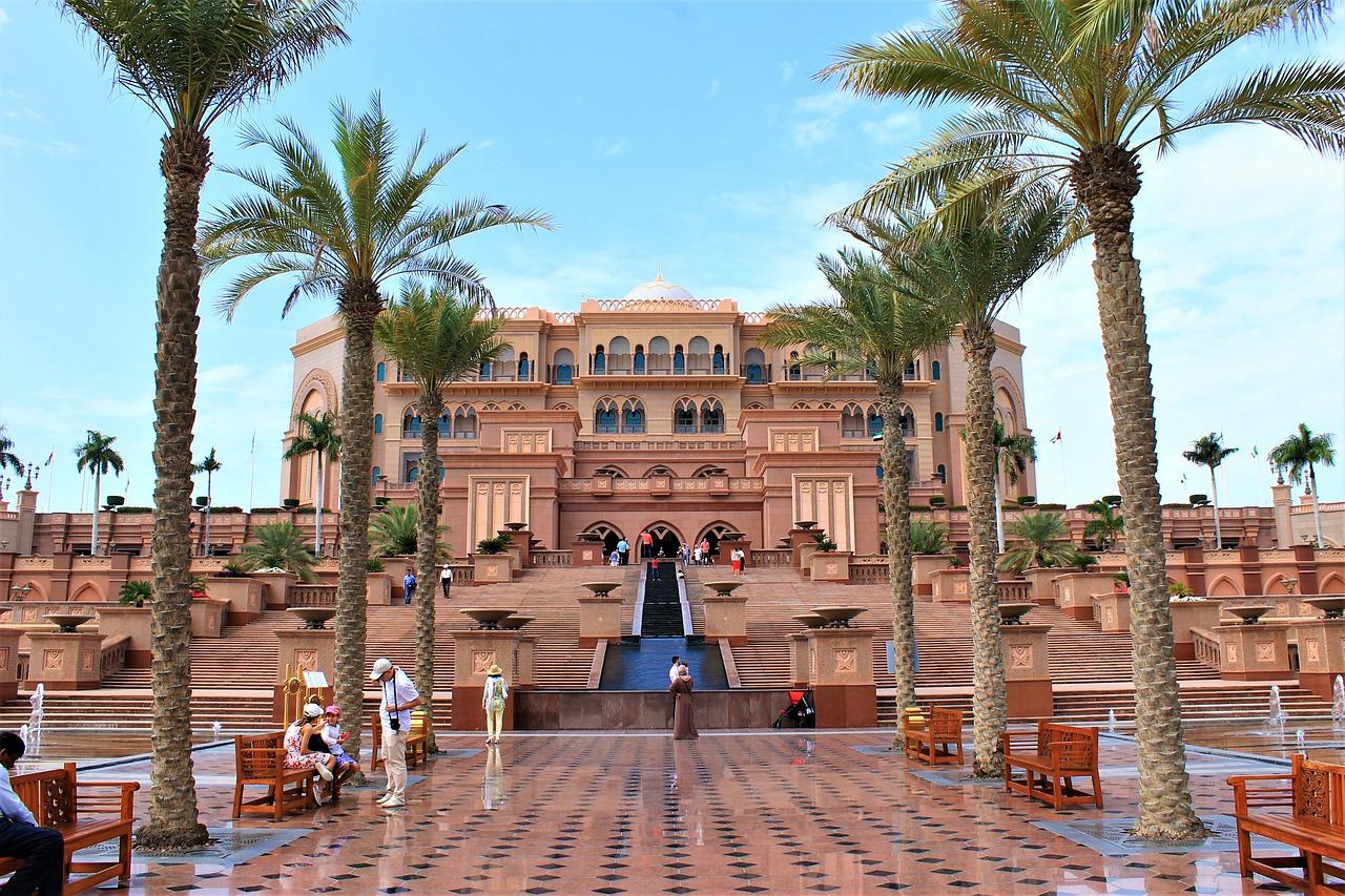 Herrscherpalast Qasr Al Watan - Palast