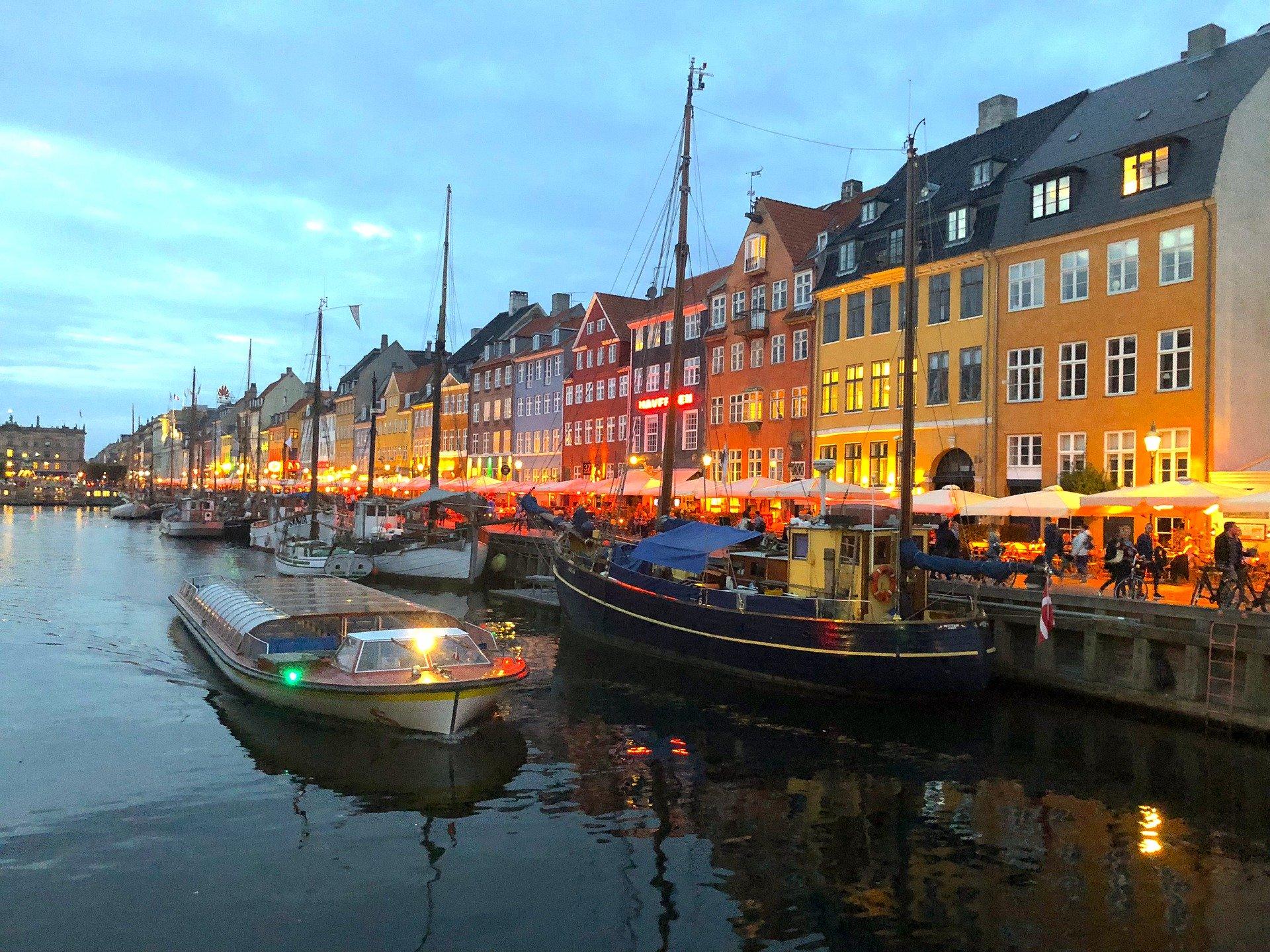 Hop on Hop off Boot Kopenhagen