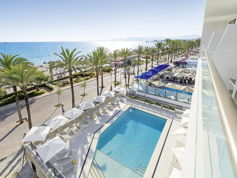 Hotel Riviera Playa an der Playa de Palma unterhalb beim Ballermann 1